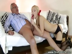 juvenile blond honey fingering herself