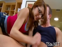 cutie gets rudely screwed