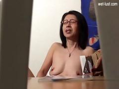 hawt daughter brutal orgasm