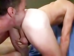astounding dad and guy raw fucking
