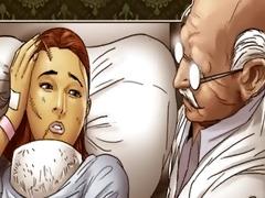 maya movie scene 5: who&#511 s your daddy?