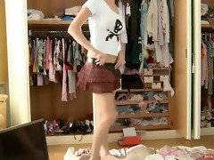 eager charming legal age teenager practices with