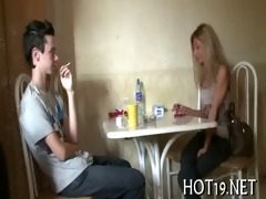 boyfriend&#371 s girl fucked