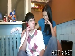 hottie banged by other guy