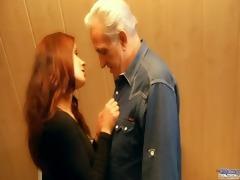 redhead slutty sweetheart awards generous grandpa