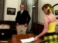 teacher bonks schoolgirl after lessons at his