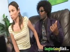 watching my daughter nailed by dark monster dick