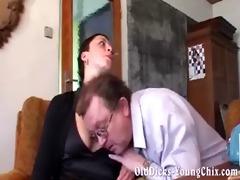 older man plays perverted games