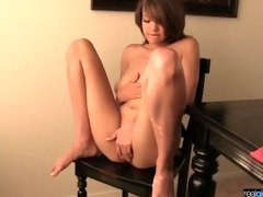 44 year old cassidy. natural ds, real orgasm, st
