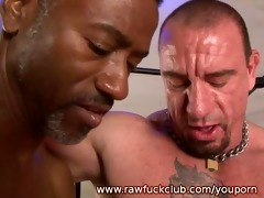 a dad loves it is darksome and white bareback