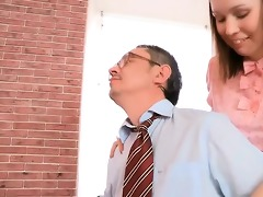 alluring a bit of booty with teacher
