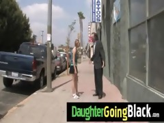 biggest darksome pounder fucks my daughter legal