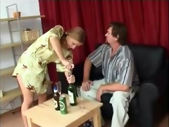father copulates daughter after drinking beer