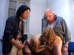 fortunate hotty suck grandpa knob
