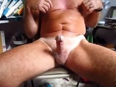 grandad handles his 110 year old circumcised