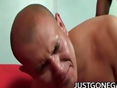antonio moreno and billy lengthy - an interracial