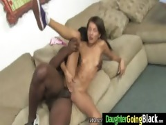 dark schlong and a diminutive playgirl 1010