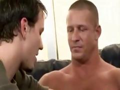 muscle dad bonks son