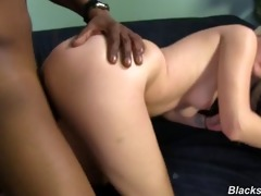 white daughter creampied by dark during the time