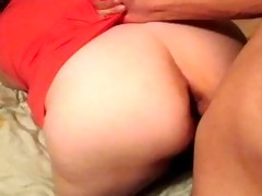 preggy housewife having sex let try smth recent