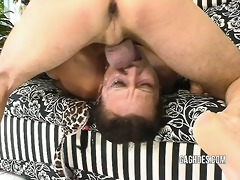 old males bonks youthful cuties throat
