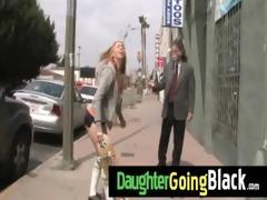 watch my daughter taking a hard dark penis 9