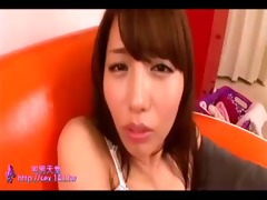 arab japan small daughter three-some finger