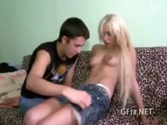 stranger fucks luxurious legal age teenager