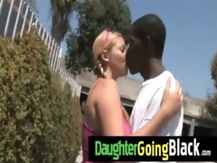 hawt daughter jock engulf and interracial fuck 710
