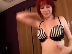 cute redhead - daughter roleplay
