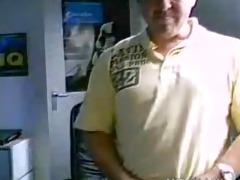 attractive british daddy on webcam british euro