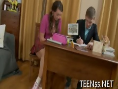legal age teenager cutie acquires screwed hard