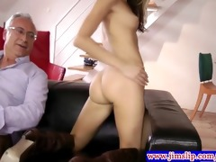 marvelous sweetheart drilled by old stud