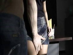 gal aches for a fuck