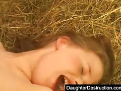 daughter hard drilled